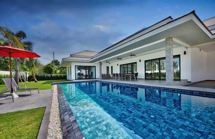 The Clouds Hua Hin – Brand New High Quality Luxury Pool Villas