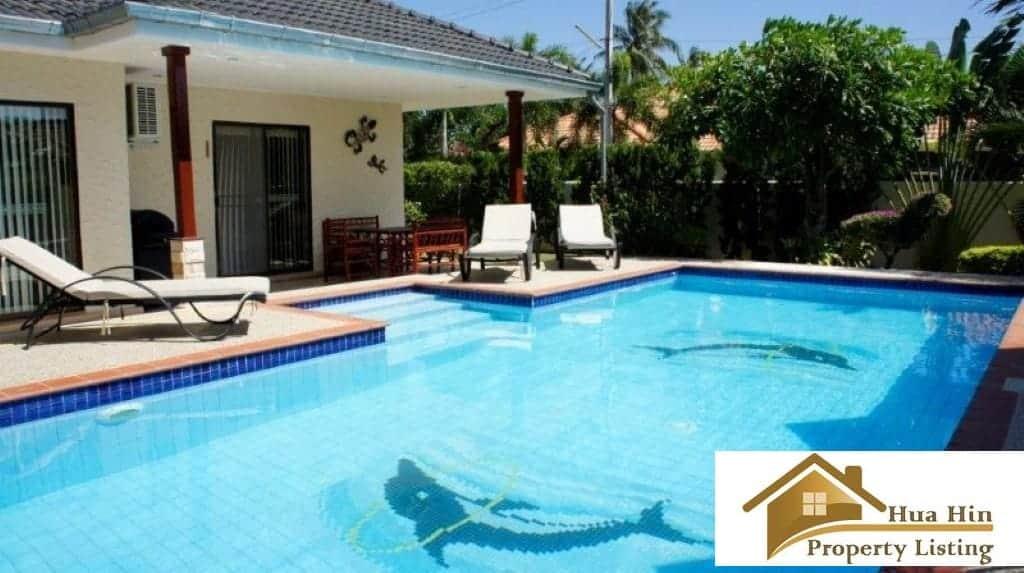 Pool Villa Near Khao Kalok Beach Pranburi