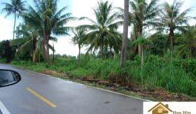 Land For Sale Investment Huay Yang – Thap Sakae