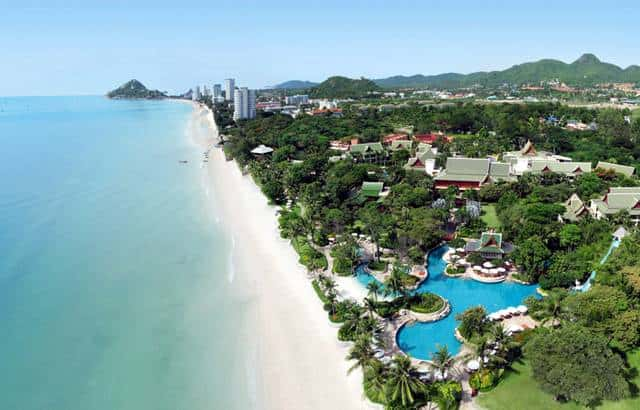 Hua Hin as retirement option