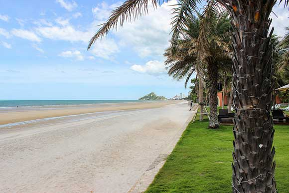 moving to Thailand retiring in Hua Hin