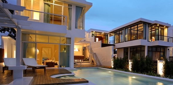 Huahin Pranburi vacation Villas for luxury lifestyle