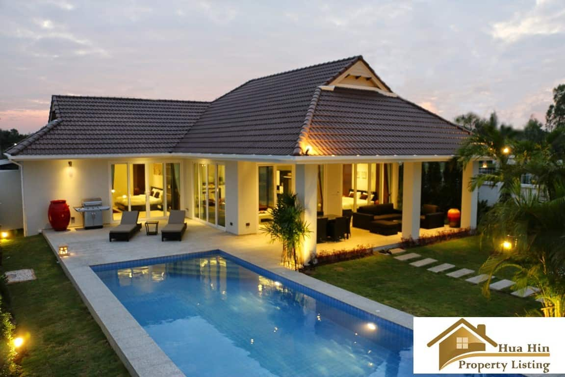 Baan phu thara homes hua hin eco friendly cost effective for Cost effective homes