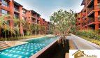 Spacious 2 Bedroom Hua Hin Condo With Pool View