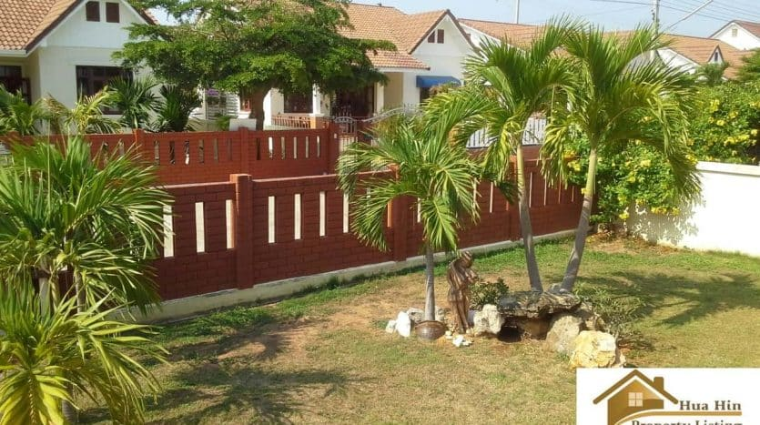 Beautiful 3 Bed Home For Resale Near Pranburi Beach