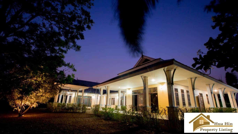 Beautiful Pranburi Property Feature Packed On A 5 Rai Plot