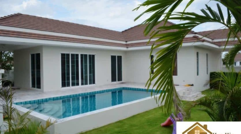 Beautiful Resale Hua Hin Property With Private Pool