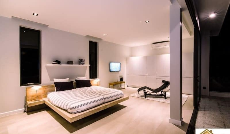 Modern Design Hua Hin Private Pool Villa Offering Stunning Views