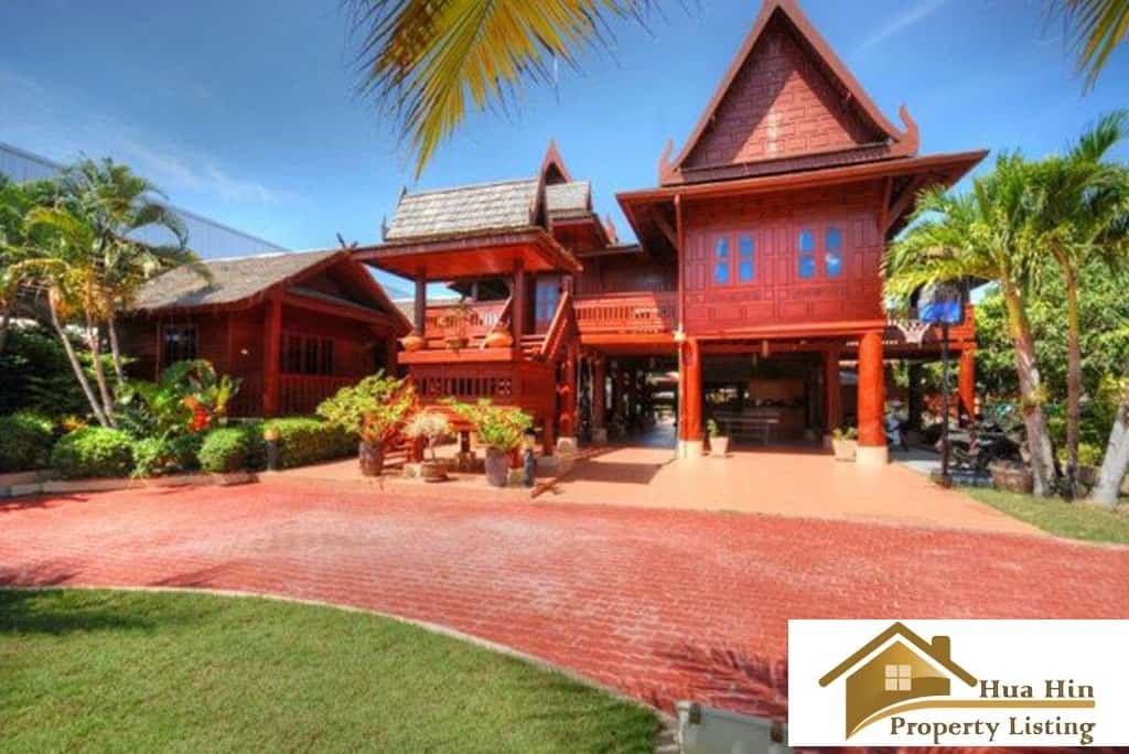 Operational Villa Resort Business For Sale Hua Hin – Great Value