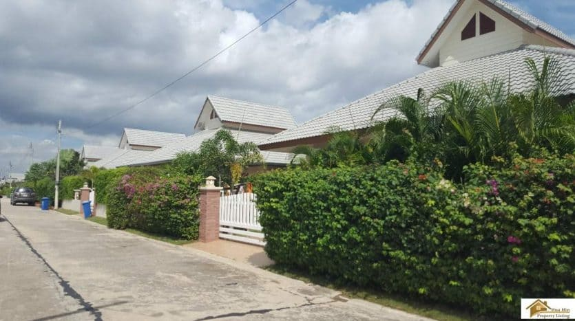 Emerald Resort Hua Hin Resale Home Ready To Move In
