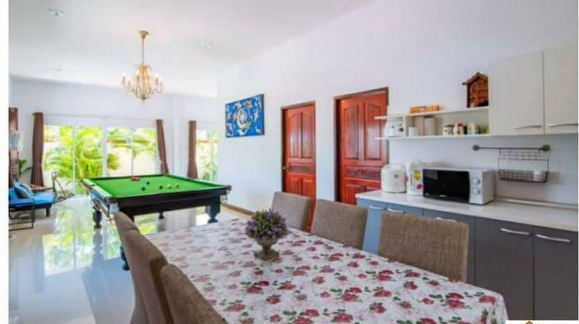 Own 2 Villas + Empty Land All In One Package Deal Hua Hin