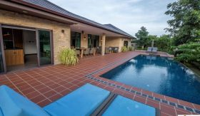 Gorgeous & Well Decorated Hua Hin Pool Villa In Popular Area