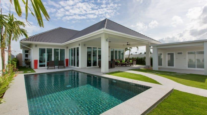 Baan Phu Thara Hua Hin Boutique Pool Villa Quality Finish