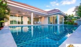Red Mountain Hua Hin Resale Pool Villa Beautiful Views