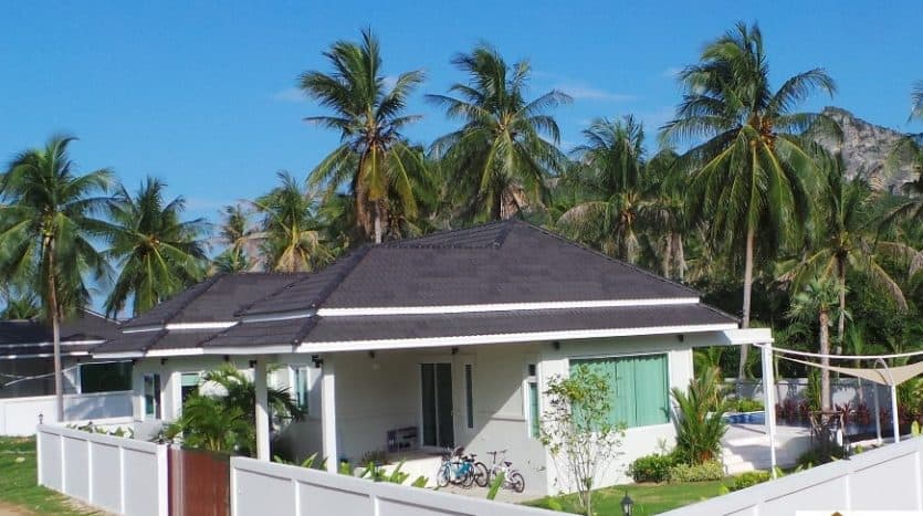 White Beach Villas Walking Distance To Sam Roi Yot Beach