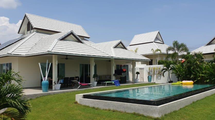 Emerald Scenery Hua Hin Villa For Sale Near Banyan Golf