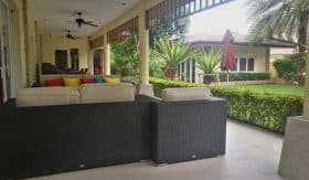 Fully Furnished 3 Bedroom 3 Bathroom Private Pool Villa For Sale Hua Hin