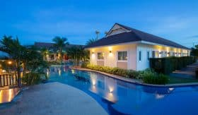 Fully Furnished Hua Hin House For Sale In Secured Development