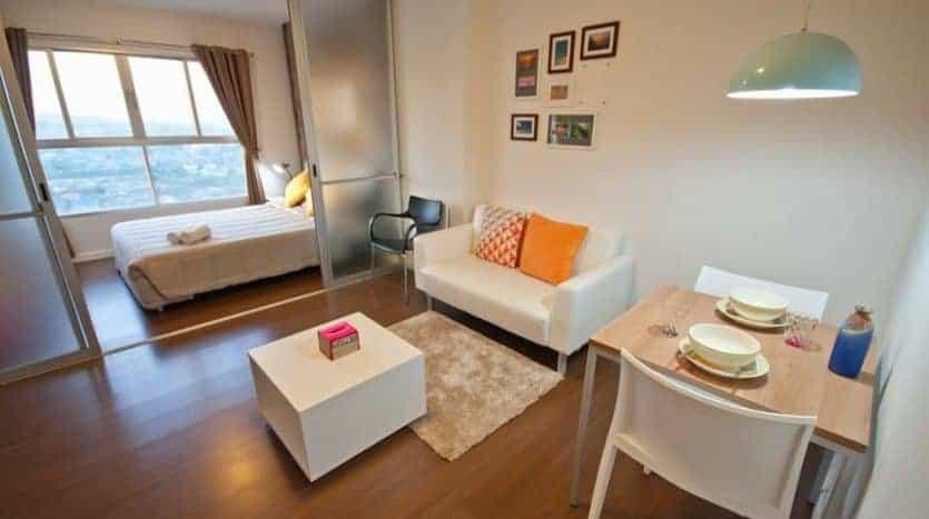 Baan Kiang Fah Hua Hin 17th Floor Studio Condominium For Sale