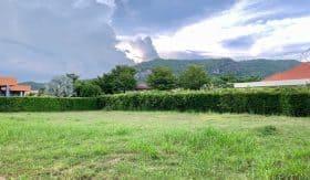 Baan Ing Phu Hua Hin Land Plot For Sale 1146 SQM.