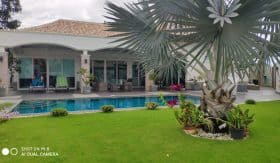Beautiful Hua Hin Pool Villa For Sale Near Black Mountain